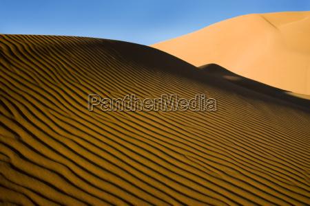 duna de arena