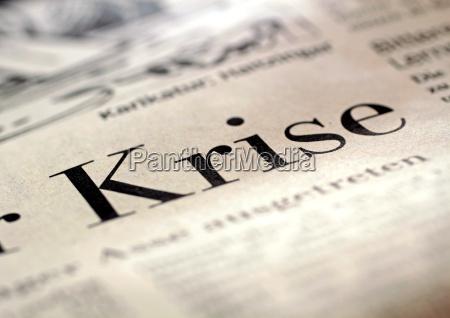 diario tageblatt crisis titular crisis economica