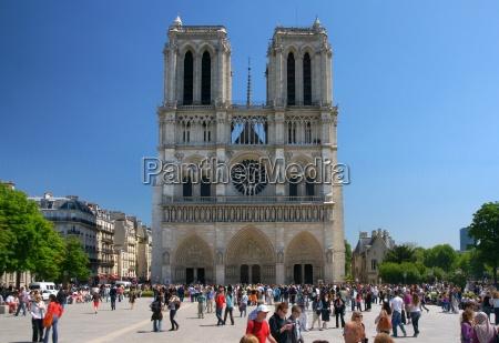 metropoli dama cielo europa paris francia