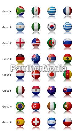 copa del mundo 2010 todos