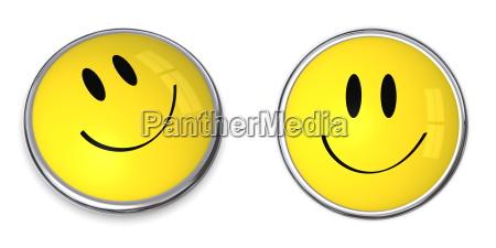boton sonriente