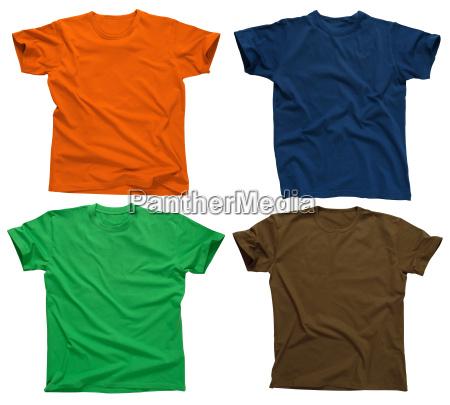 camisetas en blanco 4