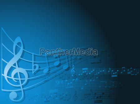 fondo de la musica
