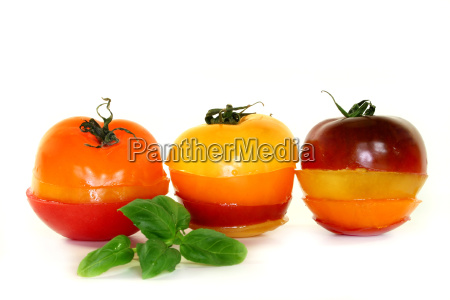 food aliment vegetable tomatoes tomatos basil