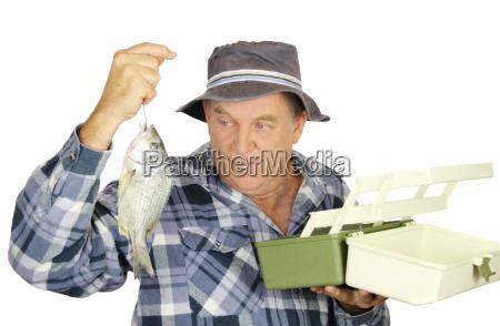 tackle box pescador