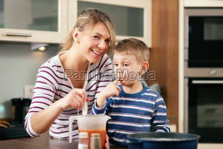 cocinar en familia temporada de