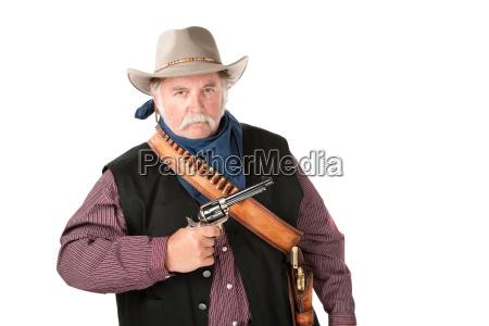 barba arma de fuego arma aristas