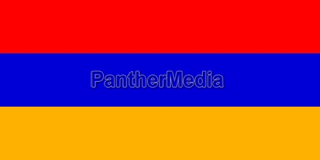 la bandera nacional de armenia