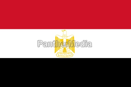 the national flag of egypt