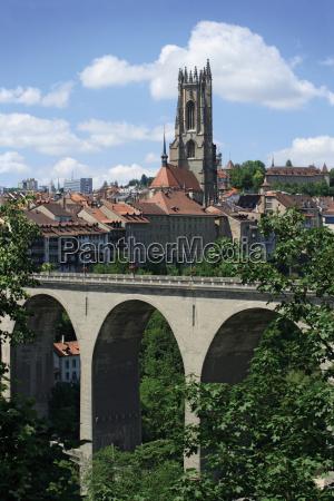city of fribourg switzerland