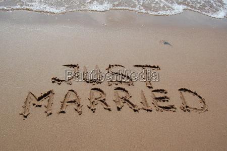 recien casado