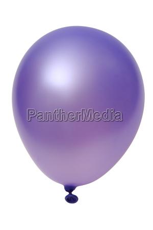 globo violeta