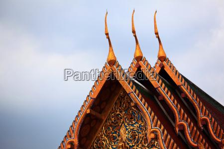 three pagodas thailand