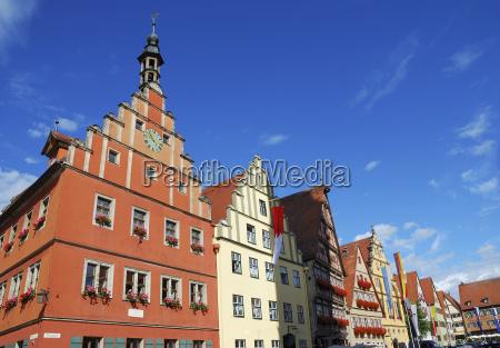 torre ciudad famoso europa estilo de