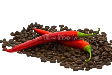 el cafe y el chile