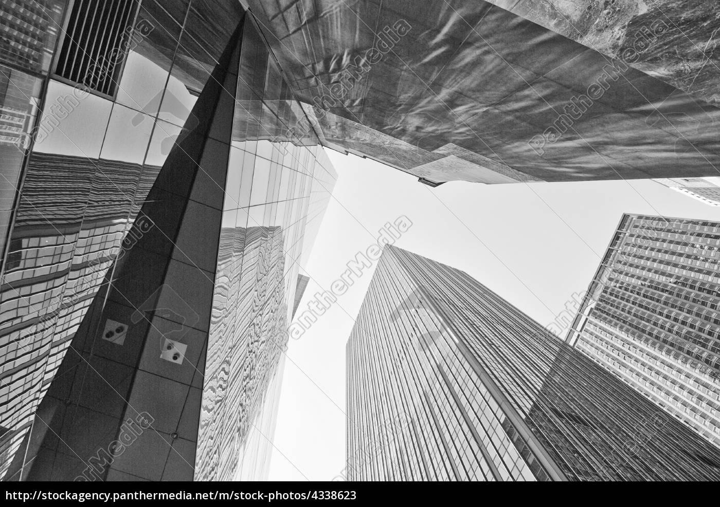 gigante, rascacielos, la, ciudad, de, nueva, york - 4338623