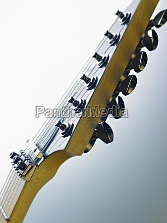musical electrico guitarra cadena hilo cables