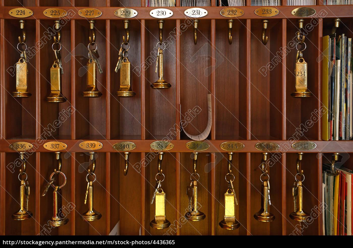claves, del, hotel - 4436365