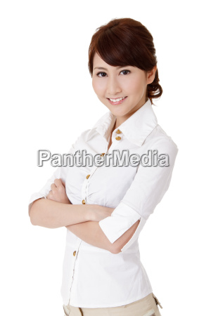smart business woman of asian