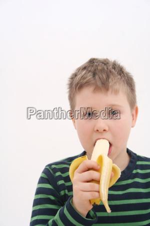 comer, plátano - 4507093
