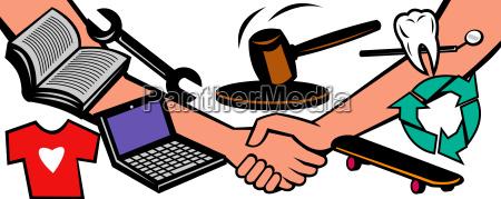 portatil computadoras computadora ordenador mano manos