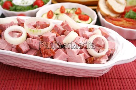 comida carne de cerdo cerdo carne