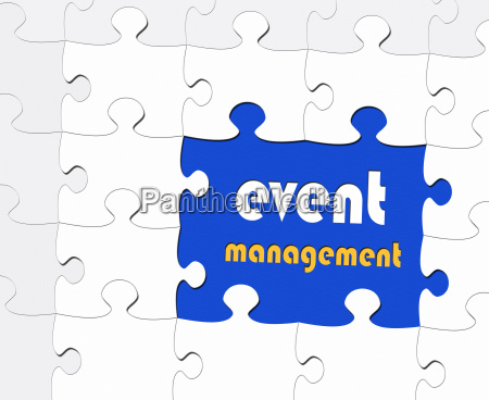 event management business concept