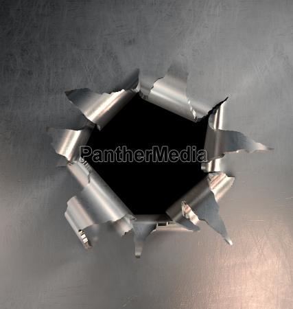 rafaga de metal