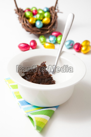 traditional finnish easter food rye pudding