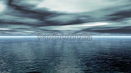 aguas tranquilas
