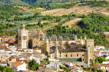 guadalupe provincia de caceres extremadura espanya