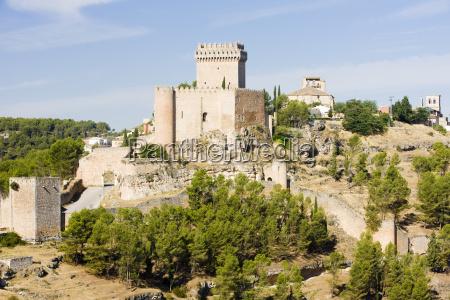 castillo de marques de villena alarcon