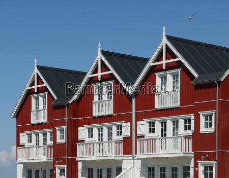 holiday houses on langeland