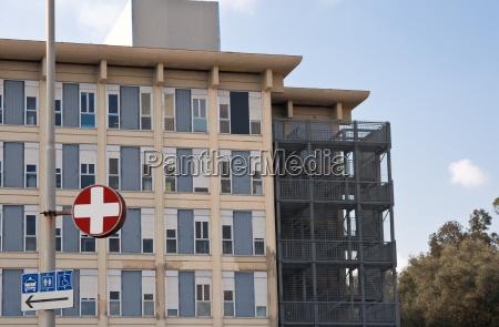 exterior, del, hospital - 5027547