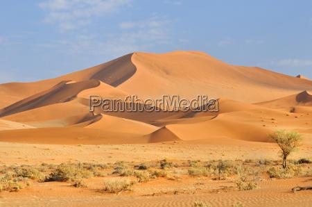 dunas de arena sossusvlei