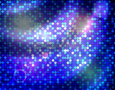 disco luces irradiar abstracto fondo los