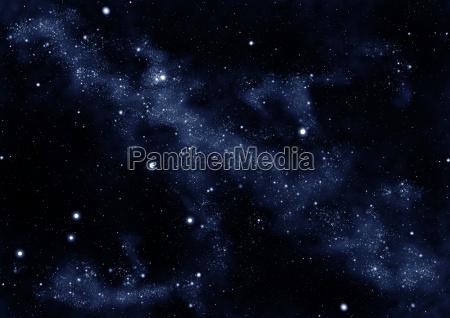 torbellino de estrellas