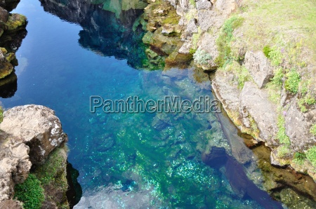 parque nacional vista islandia paisaje naturaleza