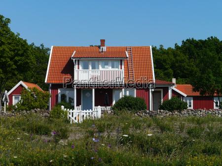 house on oeland