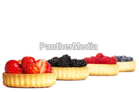 pastel tortas moras arandanos frambuesas cocinas