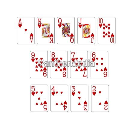 cruz diamante jugando a las cartas