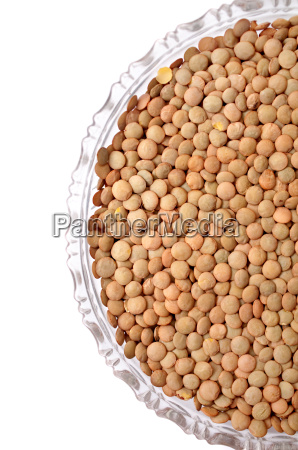 lentils in a
