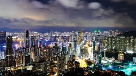 paisaje urbano moderno