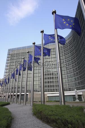 sede de la comision europea en