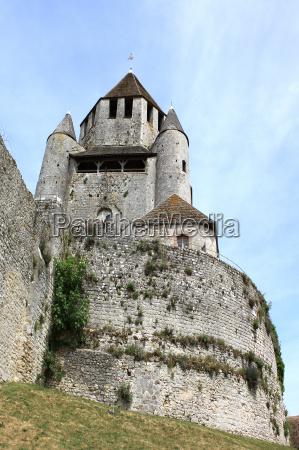 tour de chateau