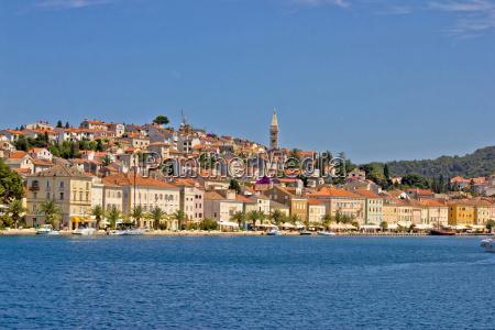 ciudad croacia stadtkern dalmacia