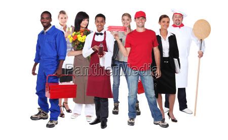 el exito de los trabajadores
