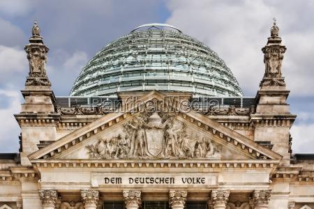 reichstag cupula berlin alemania