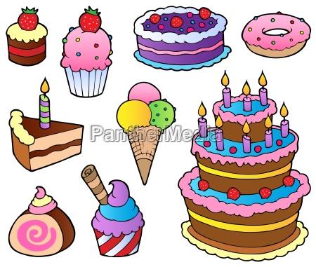 coleccion de varias tortas 1