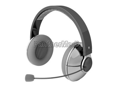 musica auriculares microfono